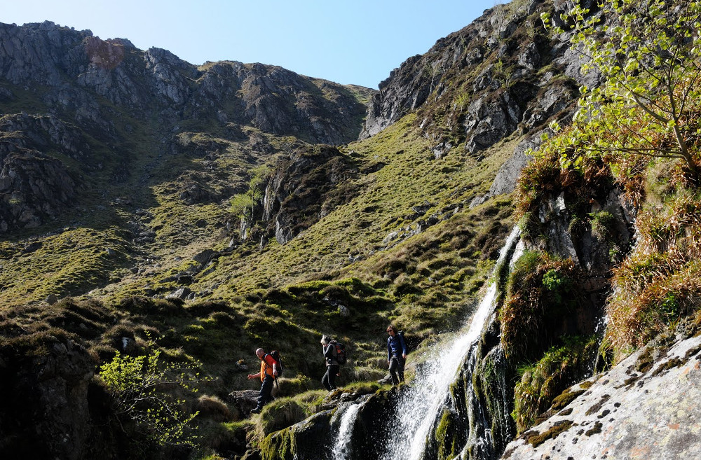 Walk some of the Angus Glens during your holiday at Canterland Lodge