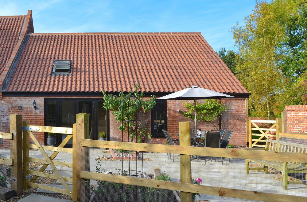 Meadow Farm Holiday Barns in Hickling near Norwich