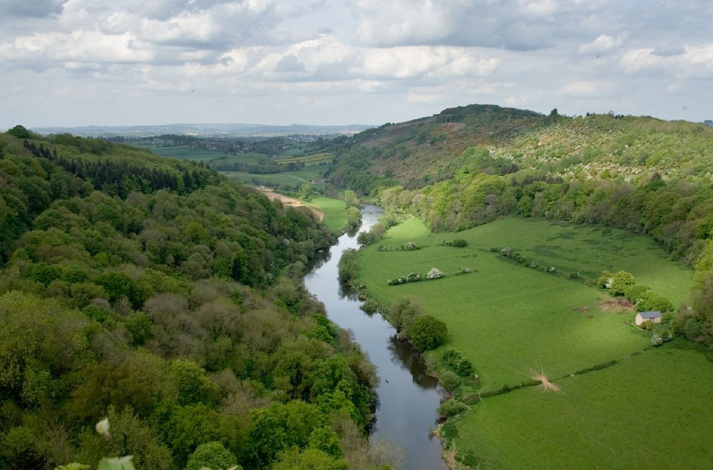 Visit the delightful Wye Valley during your holiday at Jourdens in Longhope